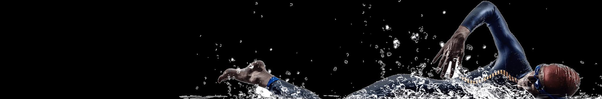 Nadador neopreno
