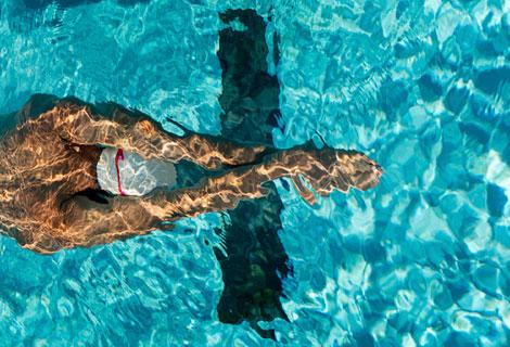 Actividades natación adultos