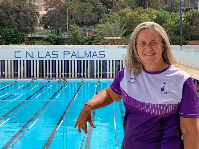 Aurora Gil Entrenadora