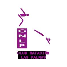 Logo antiguo del Club Natación Las Palmas