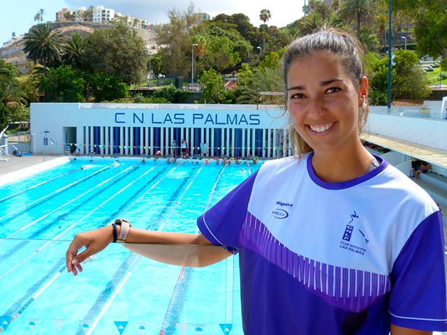 María Espiau Entrenadora