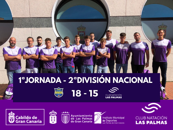 Segunda División Nacional Waterpolo